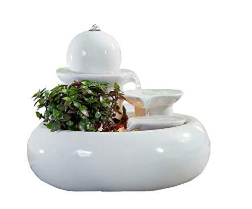 Céramique fontaine fontaine fontaine d'intérieur Trentin savoir