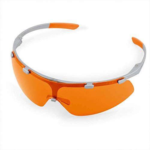 Stihl gafas de protección Super Fit - naranja, plástico