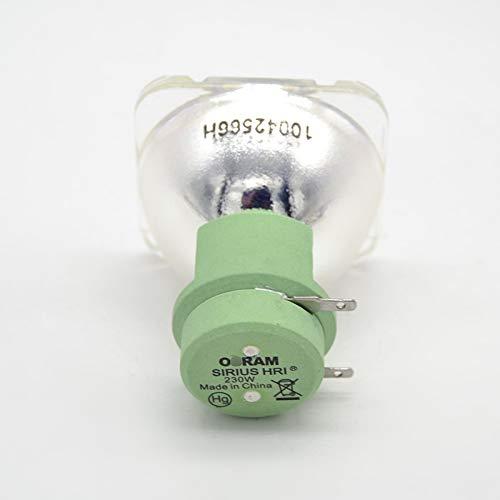 CXOAISMNMDS 7R 230W Haluro de Metal Mover Lámpara Bombilla 230 Ajuste para la iluminación de Osram Alto Brillo Reemplazo de la Bombilla del proyector (Color : 7R)