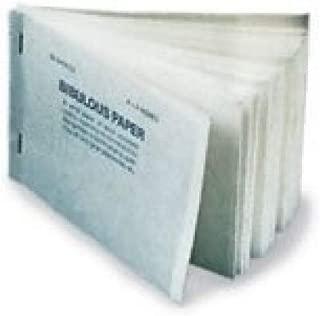 PRECISION LABORATORIES PS46L Lens paper book 4 X 6