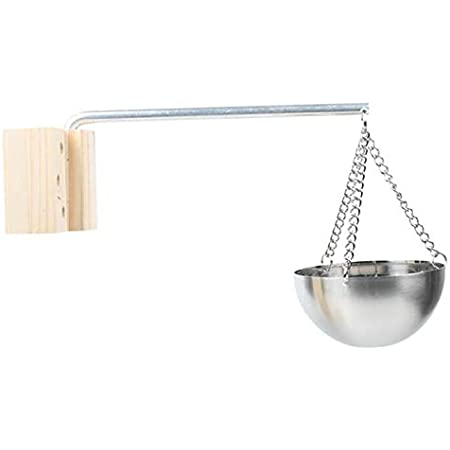 Haudang Tasse pour sauna avec arôme thermique - Bol pour sauna - Accessoire d'aromathérapie - Bol à eau sèche à la vapeur