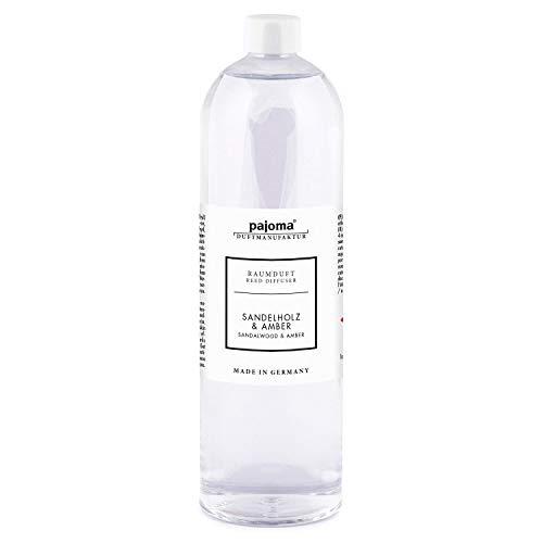 LifeStyled Raumduft Nachfüllflasche Sandelholz & Amber, 1er Pack (1 x 1000 ml)