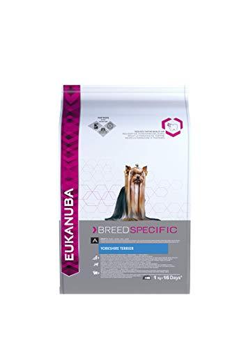 Eukanuba Cibo Secco per Cani per Yorkshire Terrier Adulti 1 kg