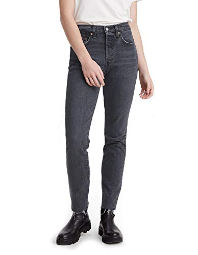 Levi's 501 Skinny Jeans para mujer - Negro - 31 (US 12)