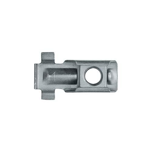 Écrou Cage Métal pour Attelage en Blister pour Véhicules Peugeot/Simca/Talbot, M8-1.25, 37.5mm Hauteur, Lot de 2