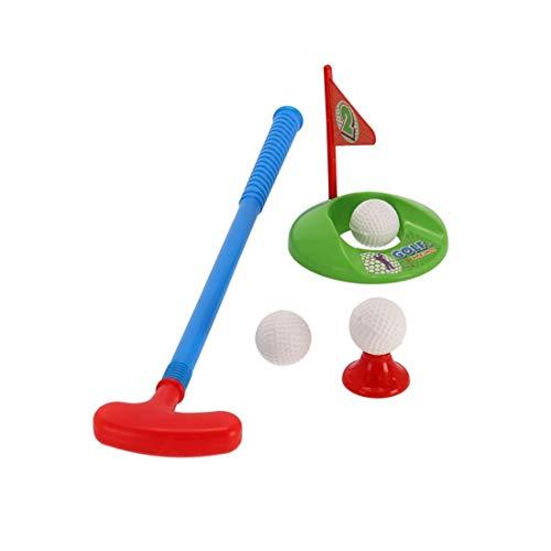 EUROXANTY | Kinder Golfschläger | Golfset-Spielzeug für Kleinkinder | Golf-Spielzeug aus Kunststoff