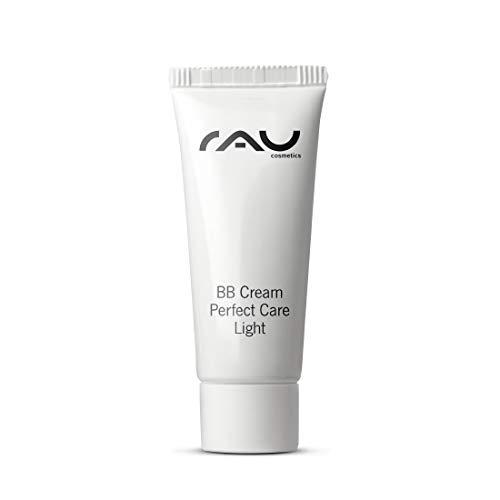 RAU BB Cream Perfect Care Light 8 ml - Gesichtspflege & Make-up in Einem - Getönte Tagescreme mit Zink, Vitamin E