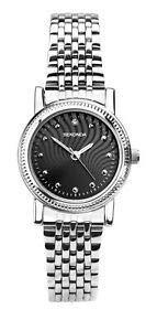 Sekonda 2680 - Reloj de pulsera para mujer (esfera negra)
