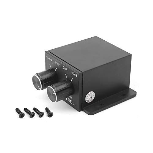 Pijpsteeksleutel, Yintiod Car Audio Controller versterker Bass Subwoofer Stereo Equalizer Controller 4 Cinch