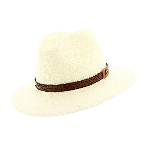 Votrechapeau – Sombrero Panamá de paja, sombrero fedora