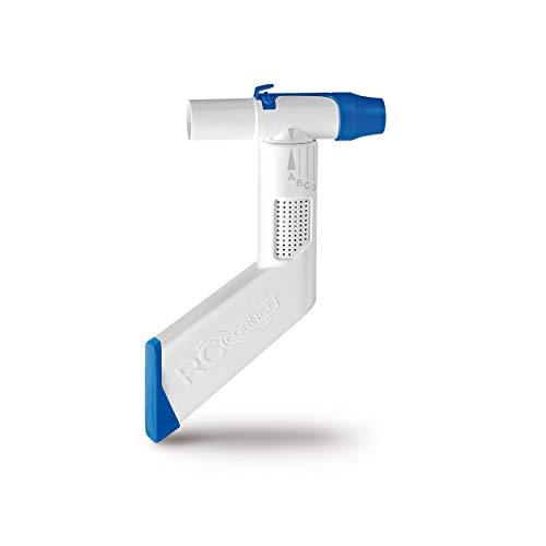 RC-Cornet® Plus Atemtherapiegerät, Inhalationsgerät, reduziert chronischen Husten und Atemnot, effektive Behandlung von Atemwegserkrankungen