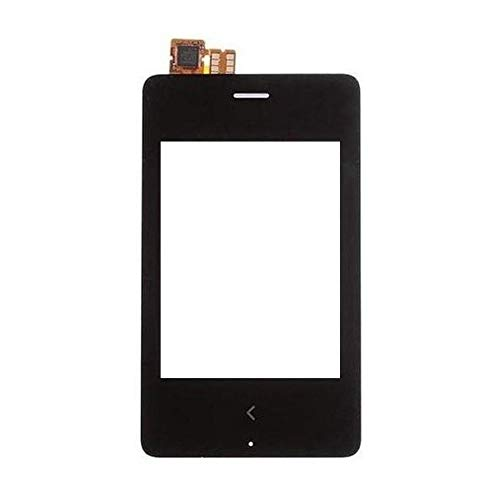 Touch Screen Digitizer for Nokia Asha 500 Black