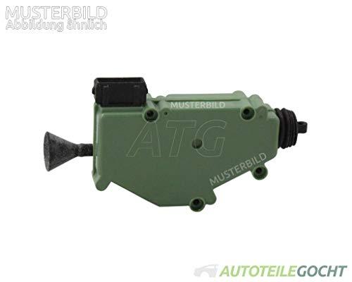 Set Stellmotor Zentralverriegelung Vorne für TOYOTA YARIS P1 99-05 von Autoteile Gocht