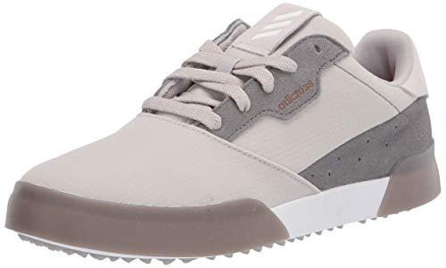 adidas mens Golf Shoe, Grey/White/Grey, 13 US
