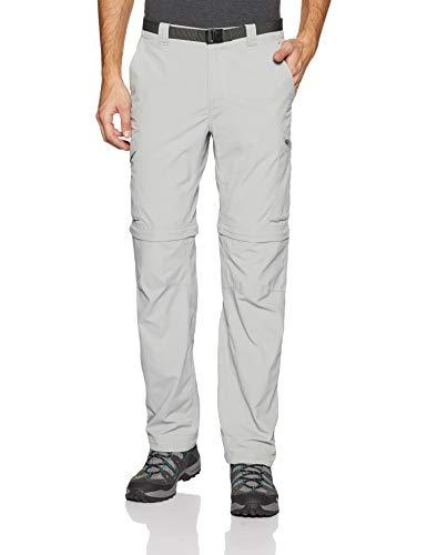 Columbia Men's Silver Ridge Convertible Pant, Breathable, UPF 50