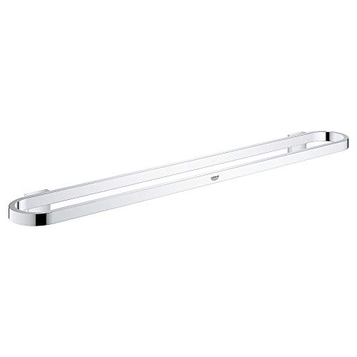 Grohe 41056000 Selection Porta Salviette, Metallo, Cromo, Large