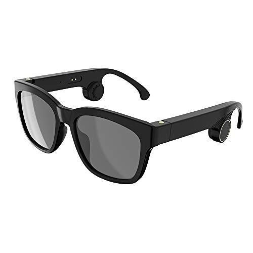 Beengeleidende bril Smart Bluetooth-bril Bluetooth-hoofdtelefoon Zonnebril Sportbril IP waterdicht voor mannen en vrouwen tijdens autorijden, hardlopen, honkbal, golf, casual sporten