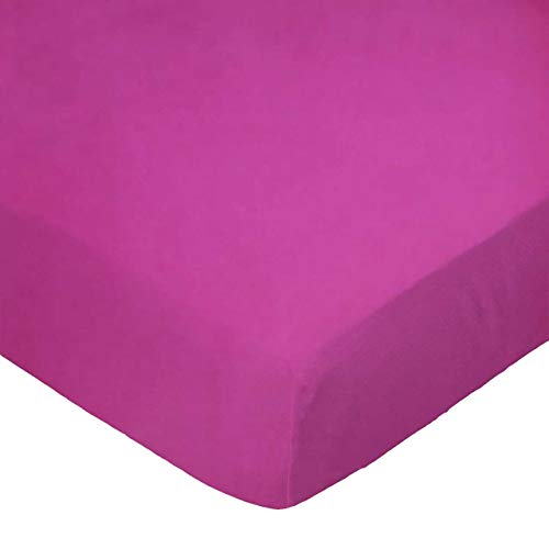 Check Out This SheetWorld 100% Cotton Percale Extra Deep Fitted Portable Mini Crib Sheet 24 x 38 x 5...