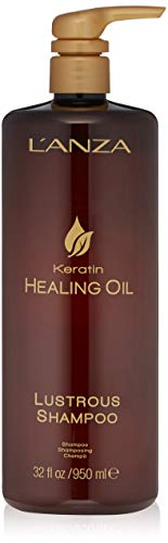 L'ANZA, 23033A Keratin Healing Oil Lustrous Shampoo, 950 ml