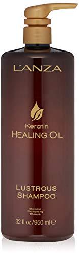 L'Anza Keratin healing oil lustrous champú