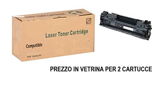 Outlet della Stampa x 2 Cartucce toner compatibili Canon I-Sensys 151dw, MF211, MF212, MF216, MF217, MF220, MF226, MF227, MF229, MF230,MF-231, MF232, MF236, MF237, MF240, MF244, MF247, MF249 CRG-737