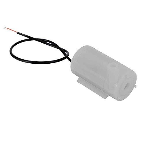 Compatibele Vervangings Minirok dompelmotorpomp Waterpompen DC 3-6V 100L / H for de doe-uitrustingsstuk