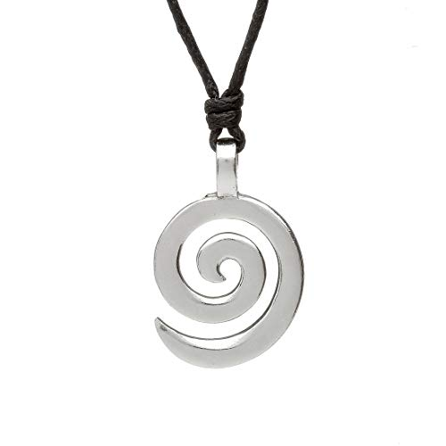 Celtic Spiral: Celtic Legends Necklace/pendant