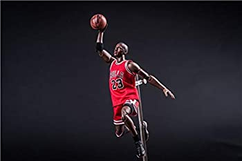 DDTETDY 1/9 NBA No 23 Red Jordan Action Figures Toys with Accessories and Movable Joints Premium Version Static Statue Collection Toy Figurines Toys Anime Decoration Ornaments