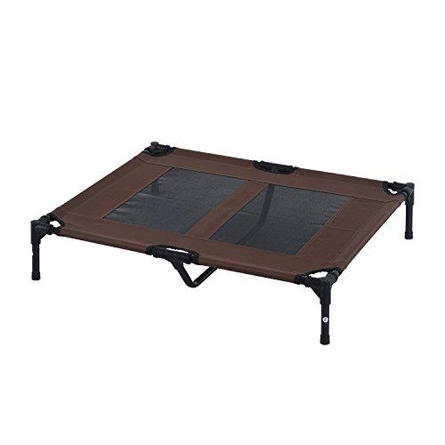 PawHut Large Elevated Dog Bed