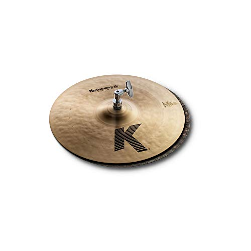 Zildjian K Zildjian Series - 14' Mastersound Hi-Hat Cymbals - Pair