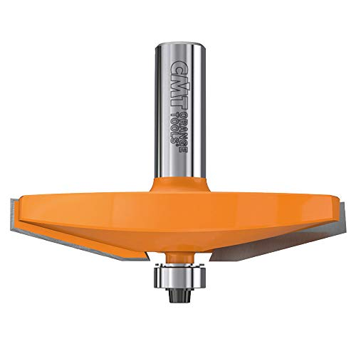 CMT 890.502.11-Fresa Para plafones hor.c/rodam.HM s=12.7 d=82.5x15 (b), Orange