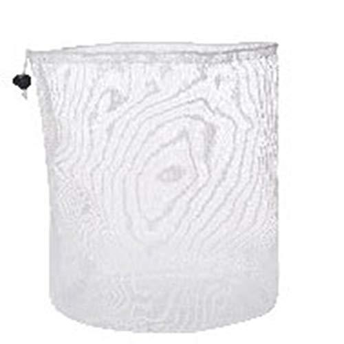 RoxTop Waschmaschine Gebraucht Ineinander greifen-Netz-Taschen Wäschesack Mesh Wäschesack verdickte Kleidung Bra Unterwäsche Schutz Wäschebeutel Weiß