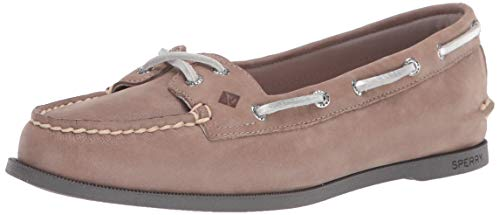 Sperry womens A/O Skimmer Boat Shoe, Dove, 5 US