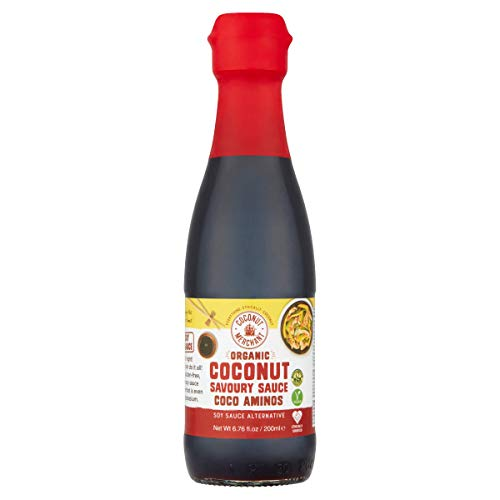 Coconut Merchant Coconut Savoury Sauce Soy Sauce Alternative