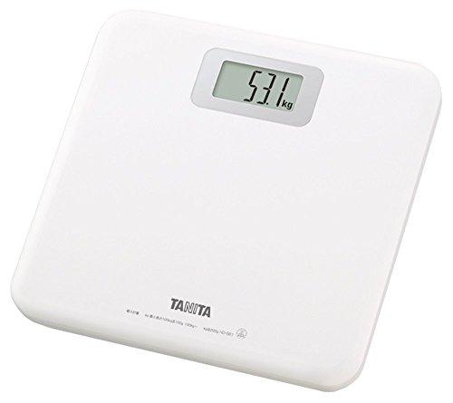 タニタ 体重計 ホワイト HD-661-WH