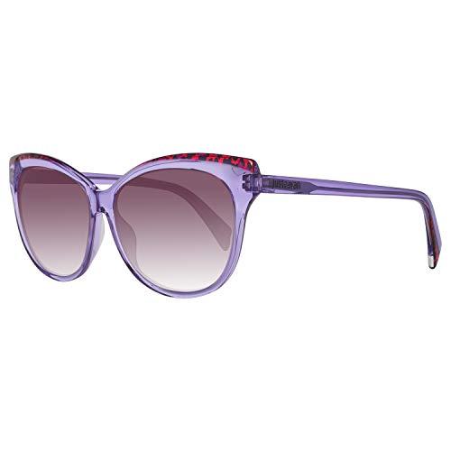 Just Cavalli Jc739s Gafas de sol, Morado (Lila), 58.0 para Mujer
