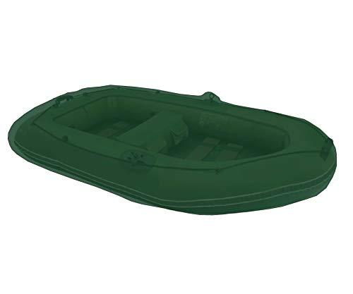Grasekamp kwaliteit sinds 1972 bootafdekking 305 x 140 cm zeil beschermkap beschermzeil rubberboot