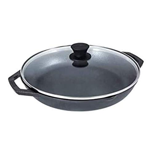 Lodge 10-Inch Chef Collection Cast Iron Skillet