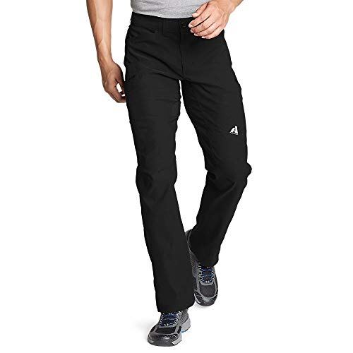 Eddie Bauer Men's Guide Pro Pants, Black Regular 34/32