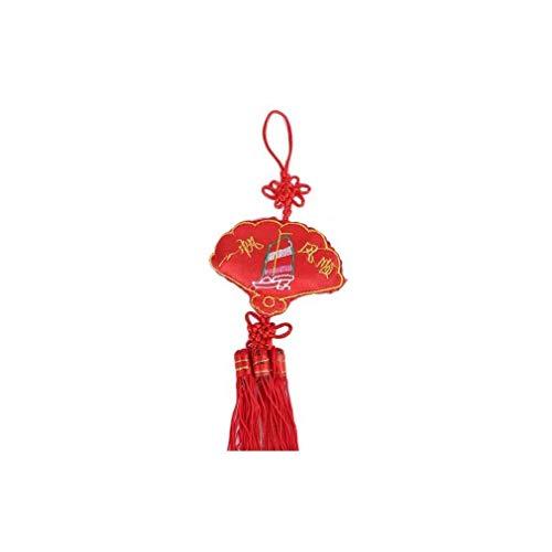 Colgante de Feng Shui – Buque de Suerte y éxito Profesional