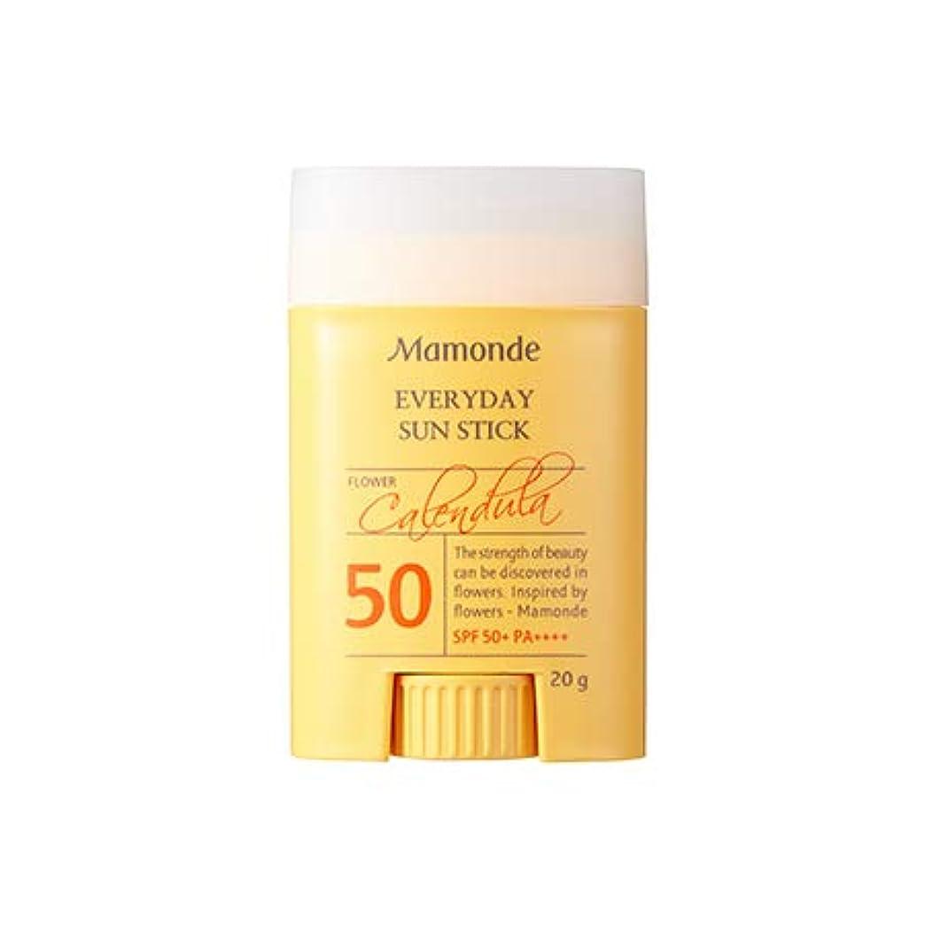 葉気になる雇うMamonde Everyday Sun Stick 20g マモンド エブリデーサンスティック (SPF50+/PA++++) [並行輸入品]