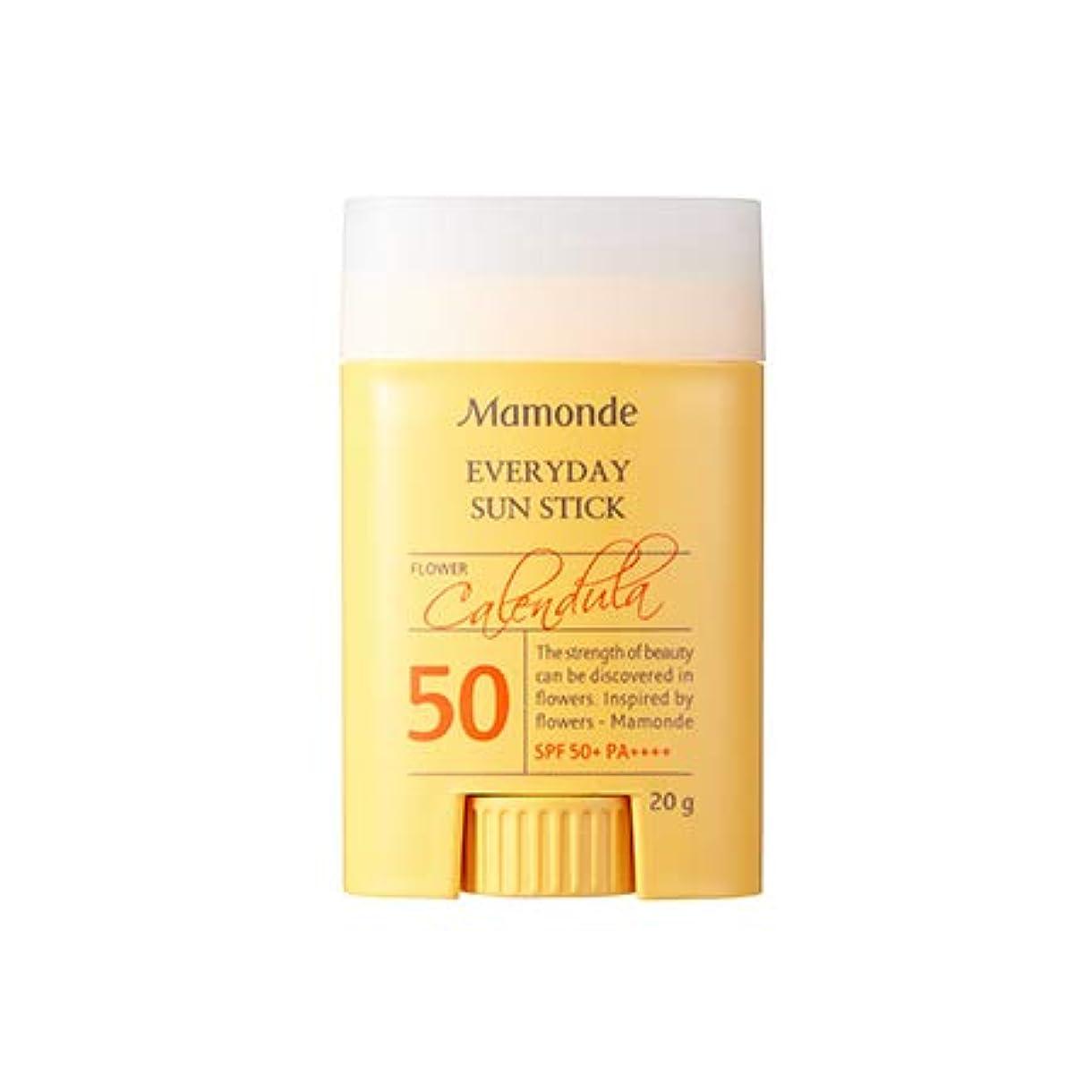 分泌する容疑者特徴Mamonde Everyday Sun Stick 20g マモンド エブリデーサンスティック (SPF50+/PA++++) [並行輸入品]