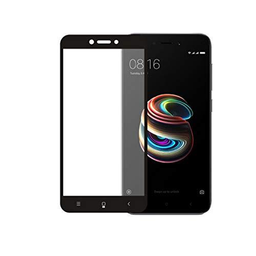 Película Coverage Color para Xiaomi Redmi 5A - Preta - Gshield