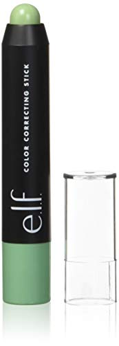 E.L.F. Cosmetics Color Correcting Stick 83212 Correct The Red, 0.6 Ounce