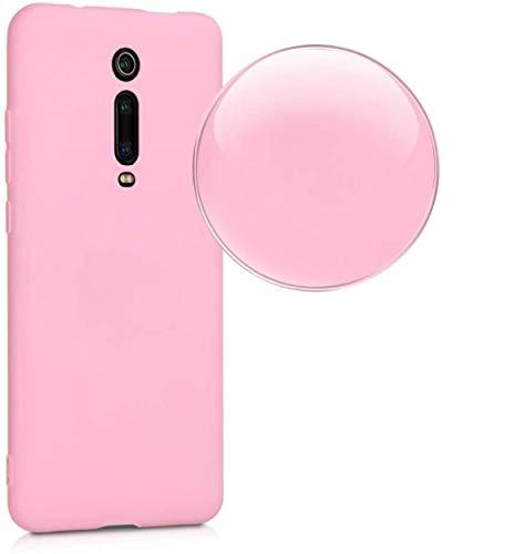 Generale - Carcasa para XIAOMI MI9T, MI 9T PRO, K20, K20, K20, PRO (silicona), color rosa