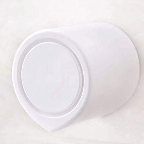 LAMZH Cubierta y Soporte Moderno de la Caja de Tejido Facial desechable de plástico para los encimeras de tocador de baño, cómodas de Dormitorio, Soportes nocturnos, escritorios, mesas,Linda