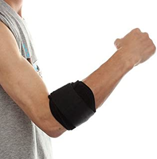 Articulatio Cubiti Shoulder Strap - Elbow Strap Epicondylitis Wrap Hand Support Lateral Pain Syndrome Protective Gear - Cubitu Welt Cubital Joint Whip - 1PCs