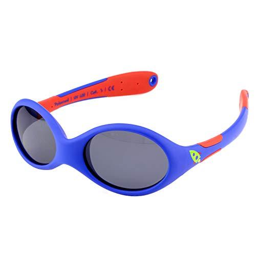 Active Sol - Las mejores gafas de sol para bebé de goma flexible
