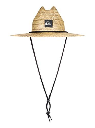 Quiksilver Little Pierside Boy Sun Hat, Natural, 1SZ