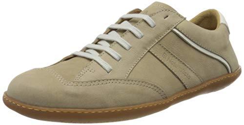 El Naturalista Herren N5279 Multi Leather EL Viajero Sneaker, Grau (Piedra Piedra), 43 EU